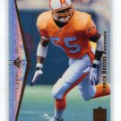 DERRICK BROOKS 1995 Upper Deck SP #103 ROOKIE Florida State Seminoles BUCCANEERS