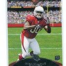 RYAN WILLIAMS 20011 Topps Prime #108 ROOKIE Arizona Cardinals VIRGINIA TECH Hokies #d/930