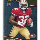 KENDALL HUNTER 2011 Topps Finest #122 ROOKIE Oklahoma State Cowboys SF 49ers