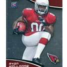 RYAN WILLIAMS 2011 Topps Finest #93 ROOKIE Virginia Tech Hokies ARIZONA CARDINALS