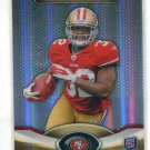 KENDALL HUNTER 2011 Topps Platinum REFRACTOR #139 ROOKIE Oklahoma State Cowboys SF 49ers