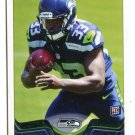 CHRISTINE MICHAEL 2013 Topps #294 ROOKIE Seahawks TEXAS A&M Aggies