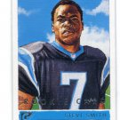 STEVE SMITH Sr. 2001 Topps Gallery #110 ROOKIE Utah Utes CAROLINA PANTHERS Ravens