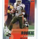SANTANA MOSS 2001 Upper Deck UD MVP #310 ROOKIE Redskins MIAMI CANES Hurricanes