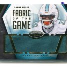 LAMAR MILLER 2014 Panini Certified JUMBO JERSEY #F-LM ROOKIE Miami Canes DOLHINS Texans #d/49
