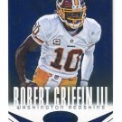 ROBERT GRIFFIN III RG3 2014 Panini Certified Blue Camouflage SP #98 Baylor REDSKINS Browns QB #d/100