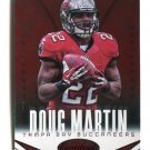 DOUG MARTIN 2014 Panini Certified Immortals Red Camouflage SP #94 Boise State Broncos BUCCANNERS