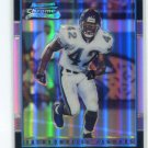 JAMES BOYD 2001 Bowman Chrome REFRACTOR #d/1999 ROOKIE Penn State