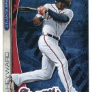 JASON HEYWARD 2013 Fathead Tradeables 5x7 #48 BRAVES Chicago Cubs