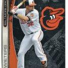 MATT WIETERS 2013 Fathead Tradeables 5x7 #61 Baltimore Orioles