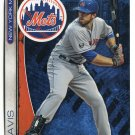 IKE DAVIS 2013 Fathead Tradeables 5x7 #41 New York NY Mets