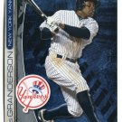 CURTIS GRANDERSON 2013 Fathead Tradeables 5x7 #37 New York NY Yankees