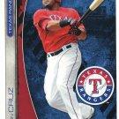 NELSON CRUZ 2013 Fathead Tradeables 5x7 #12 Texas Rangers