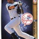 DEREK JETER 2014 Fathead Tradeables 5x7 #29 New York NY Yankees