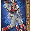 ALLEN CRAIG 2014 Fathead Tradeables 5x7 #31 St. Louis Cardinals