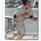 BRYCE HARPER 2011 Hagerstown Suns Minor League PRE-ROOKIE Nationals B