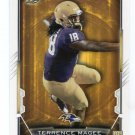 TERRENCE MaGEE 2015 Bowman #108 ROOKIE LSU Tigers RAVENs