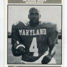 RHAD MILES 1992 Big 33 Maryland MD High School card JAMES MADISON RB