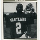 DEMONT BLACKMON 1992 Big 33 Maryland MD High School card WR