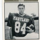 STEVE OLIVER 1992 Big 33 Maryland MD High School card NORTH CAROLINA CHOWAN Kicker