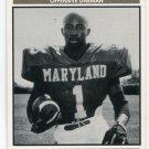 JAY CAMMON 1992 Big 33 Maryland MD High School card OL