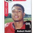 ROBERT REDD 1998 Ohio OH Big 33 High School card BOWLING GREEN WR