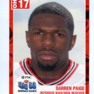 DARREN PAIGE 2003 Ohio OH Big 33 High School card MIAMI of OHIO DB / WR