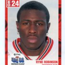 KYLE ROBINSON 2003 Ohio OH Big 33 High School card MIAMI of OHIO DB