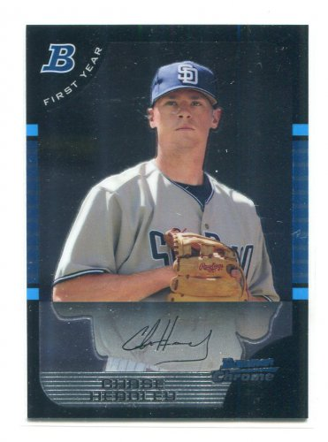 CHASE HEADLEY 2005 Bowman Chrome Draft Picks #BDP119 ROOKIE Yankees QUANTITY