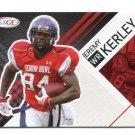 JEREMY KERLEY 2011 Sage #23 ROOKIE SF 49ers
