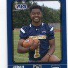 JERAH REEVES 2016 Pennsylvania PA Big 33 High School card