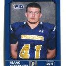 ISAAC SCHANNAUER 2016 Pennsylvania PA Big 33 High School card