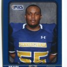 TEARL GRAY 2016 Pennsylvania PA Big 33 High School card WOODLAND HILLS HS