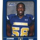 JAHMIR JOHNSON 2016 Pennsylvania PA Big 33 High School card