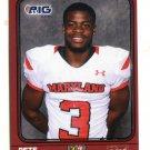 PETE BOONE IV 2016 Maryland MD  Big 33 High School card