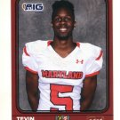 TEVIN SINGLETON 2016 Maryland MD  Big 33 High School card