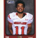 TRE HOPKINS 2016 Maryland MD  Big 33 High School card ALBANY