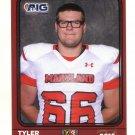 TYLER FLEAGLE 2016 Maryland MD  Big 33 High School card