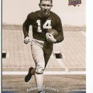 JOHNNY LATTNER 2013 Upper Deck UD Collectible #5 Notre Dame Irish HEISMAN