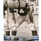 KEVIN HARDY 2013 Upper Deck UD Collectible #13 Notre Dame Irish