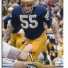 BOB GOLIC 2013 Upper Deck UD Collectible #31 Notre Dame Irish