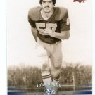 JOHN SCULLY 2013 Upper Deck UD Collectible #36 Notre Dame Irish
