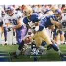 KEVIN McDOUGAL 2013 Upper Deck UD Collectible #63 Notre Dame Irish QB