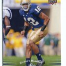 ROBERT BLANTON 2013 Upper Deck UD Collectible #86 Notre Dame Irish