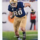 TYLER EIFERT 2013 Upper Deck UD Collectible #89 ROOKIE Notre Dame Irish BENGALS