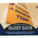 PLAY LIKE A CHAMPION DAY 2013 Upper Deck UD Collectible GLORY DAYS #100 Notre Dame Irish