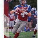 TRAVIS MARSH 2014 Upper Deck UD CFL #47 Arkansas Tech QB