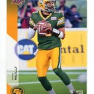 MIKE REILLY 2014 Upper Deck UD CFL #27 Central Washington QB