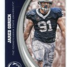 JARED ODRICK 2016 Panini Collegiate Collection #26 PENN STATE Jaguars