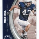 MIKE HULL 2016 Panini Collegiate Collection #44 PENN STATE Dolphins